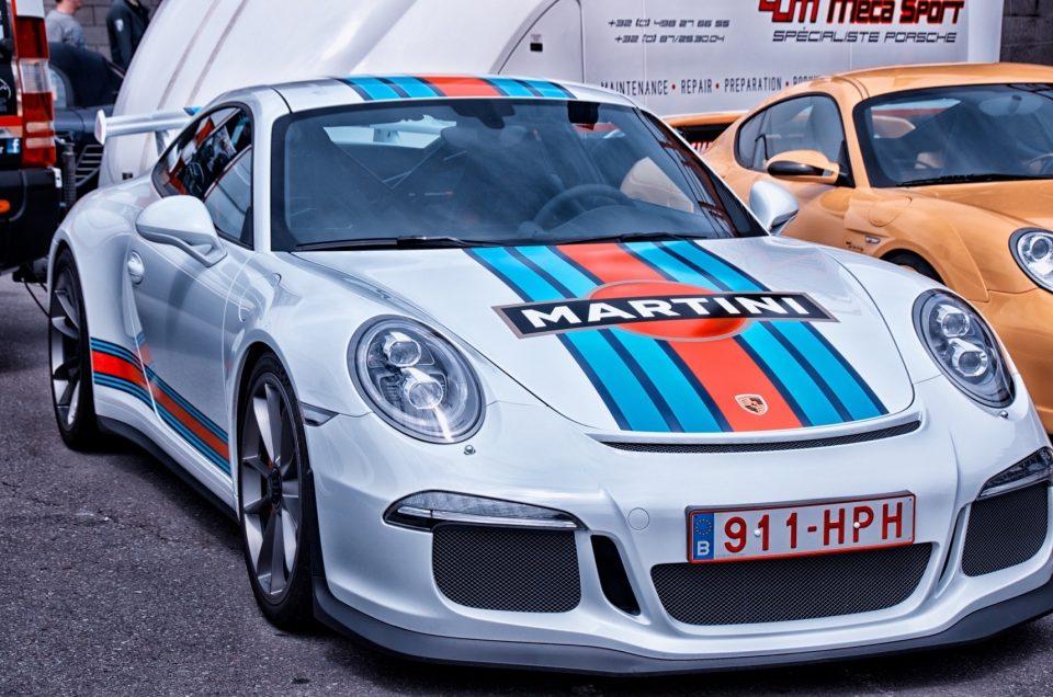 Porsche Days Francorchamps 2015