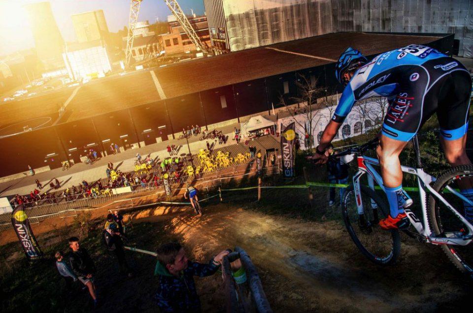 Beneluxkampioenschap mountenbike te Beringen 2017