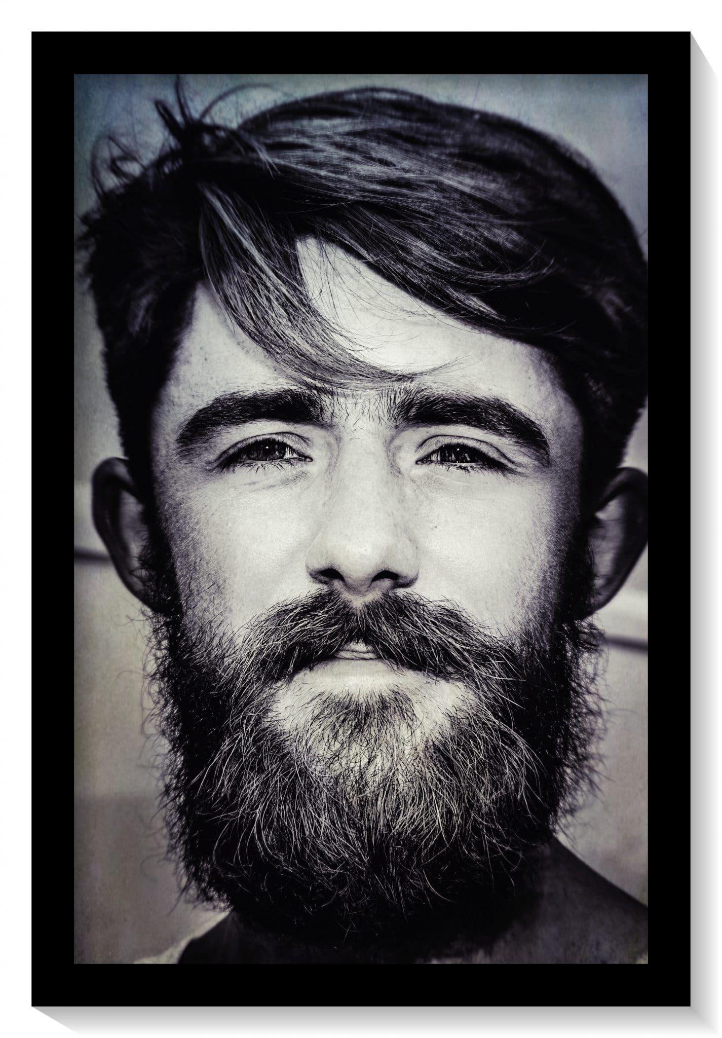 Beard klaar