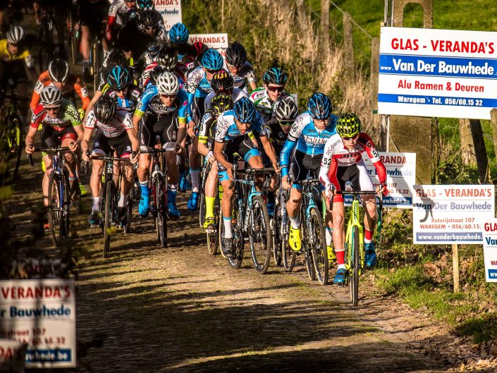 Cyclocross Koppenberg