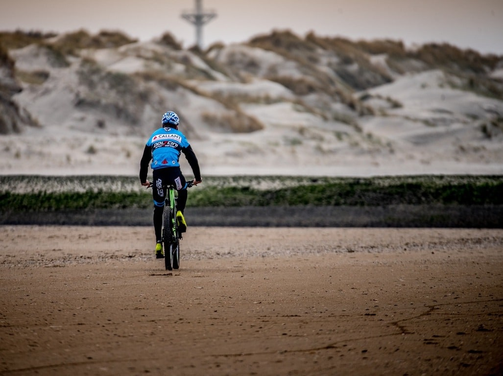 Belgisch Kampioenschap beachrace Middelkerke