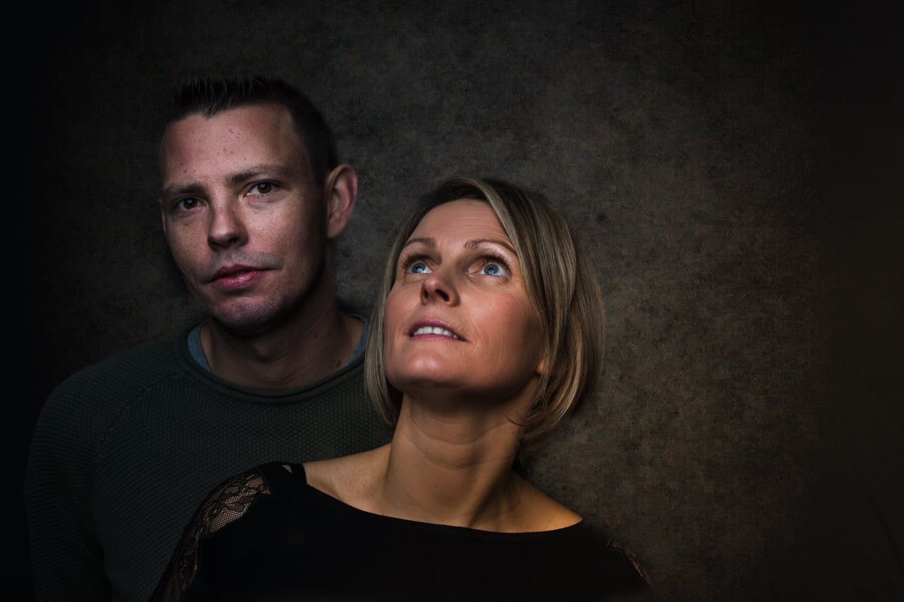 Heidi en Geert Fotograaf Dirk Coremans